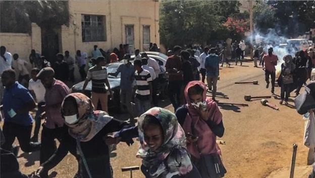 رسالة المكتب السياسي للحزب الشيوعي العراقي تضامنا مع الاشقاء السودانيين