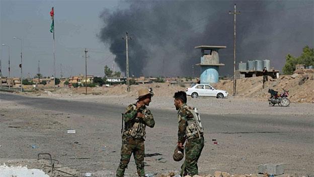 المكتب السياسي للحزب الشيوعي العراقي:  القصف الأمريكي اعتداءً على سيادة العراق الوطنية.
