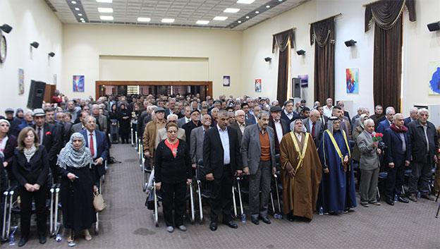 حفل حاشد في بغداد استذكارا للشهيد الشيوعي