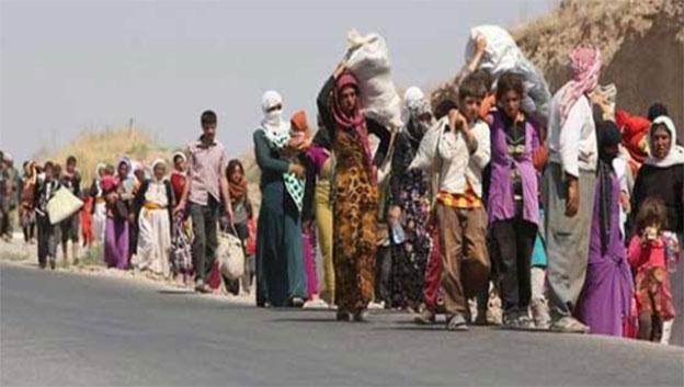الشيوعي العراقي: لابد من نهاية لمعاناة الأيزيديين