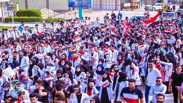في مناسبة يومهم العالمي.. الشيوعي العراقي: الشباب في الطليعة بين قوى التغيير