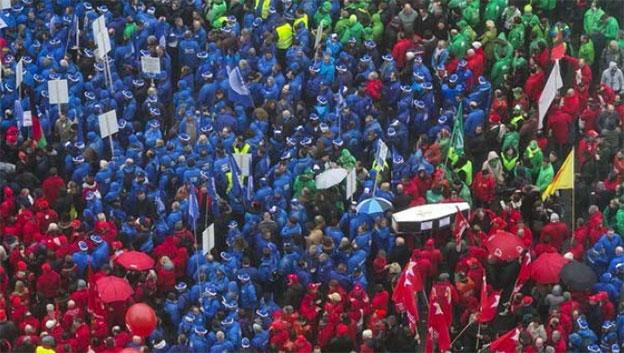 تواصل النجاحات الانتخابية لحزب العمل البلجيكي / رشيد غويلب